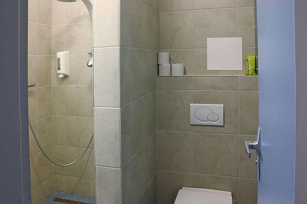 chata-hd.cz | Pokoj č.3 standard - koupelna, toaleta