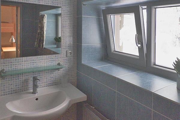 chata-hd.cz | Pokoj č.6 standard koupelna
