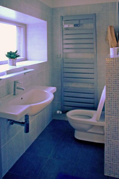 chata-hd.cz | Pokoj menší s výhledem koupelna, toaleta